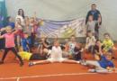 Bezpłatne zajęcia tenisowe dla dzieci z roczników 2011-2013!