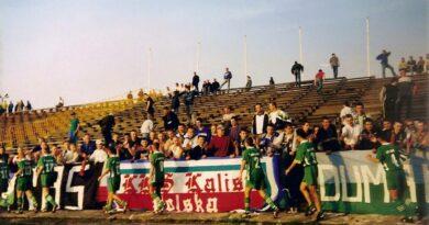 HISTORIA: KKS Kalisz – Unia Janikowo 2001